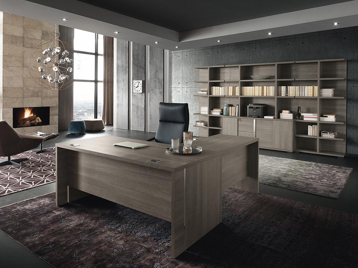 Фото 2 - Итальянский кабинет Tivoli фабрики Alf в современном стиле
