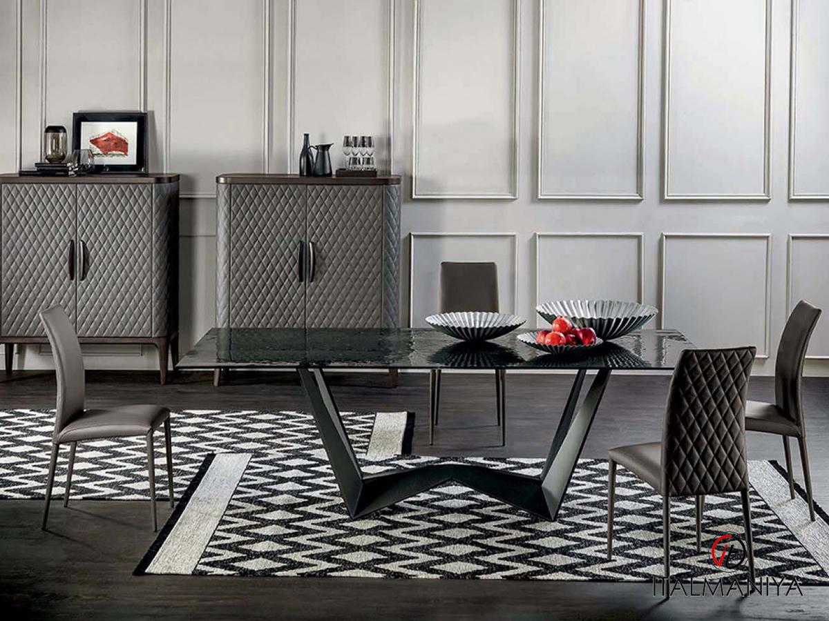 Фото 2 - Дизайнерский обеденный стол Reverse Tonin Casa