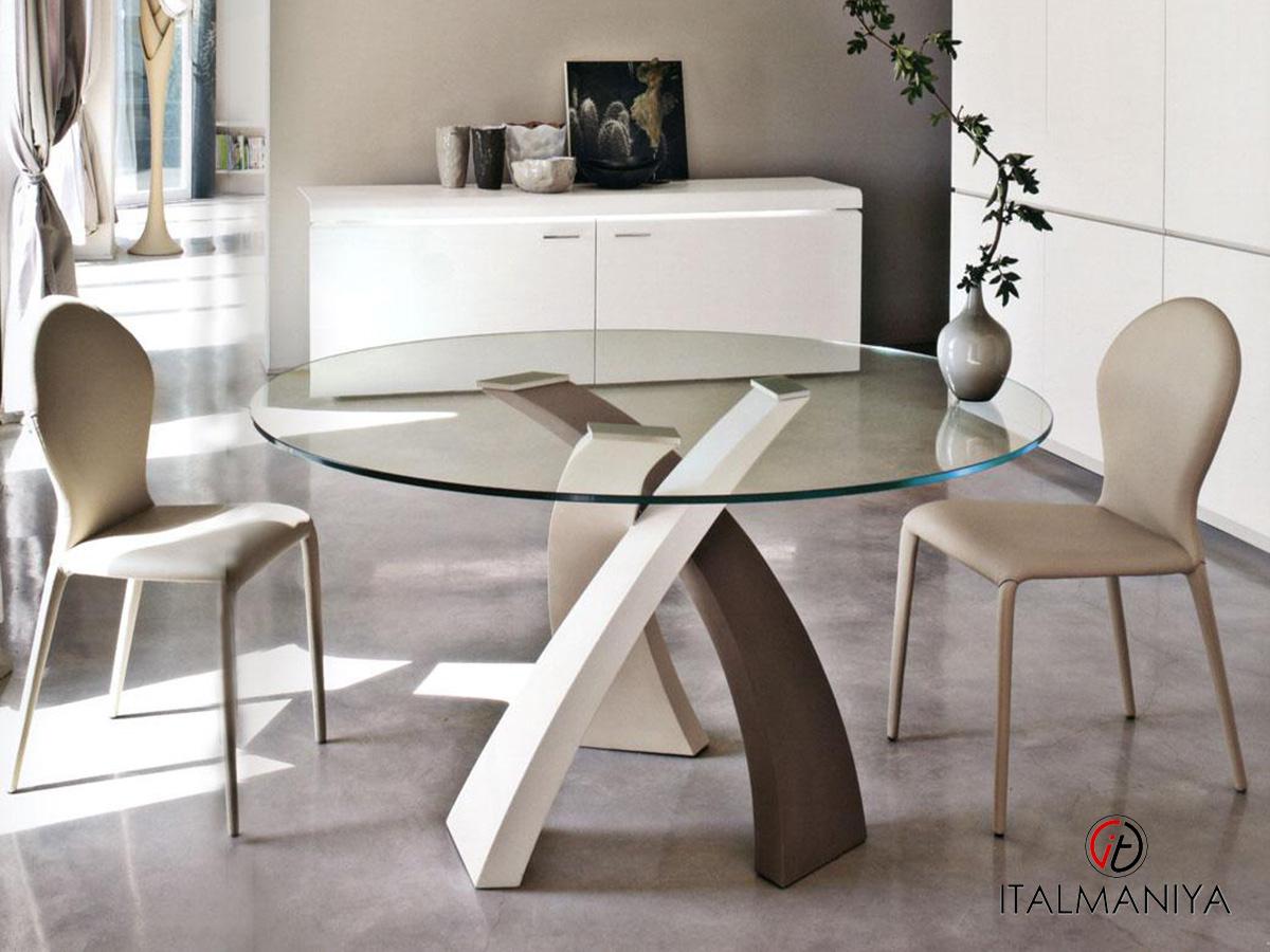 Фото 8 - Дизайнерский обеденный стол Eliseo Tonin Casa