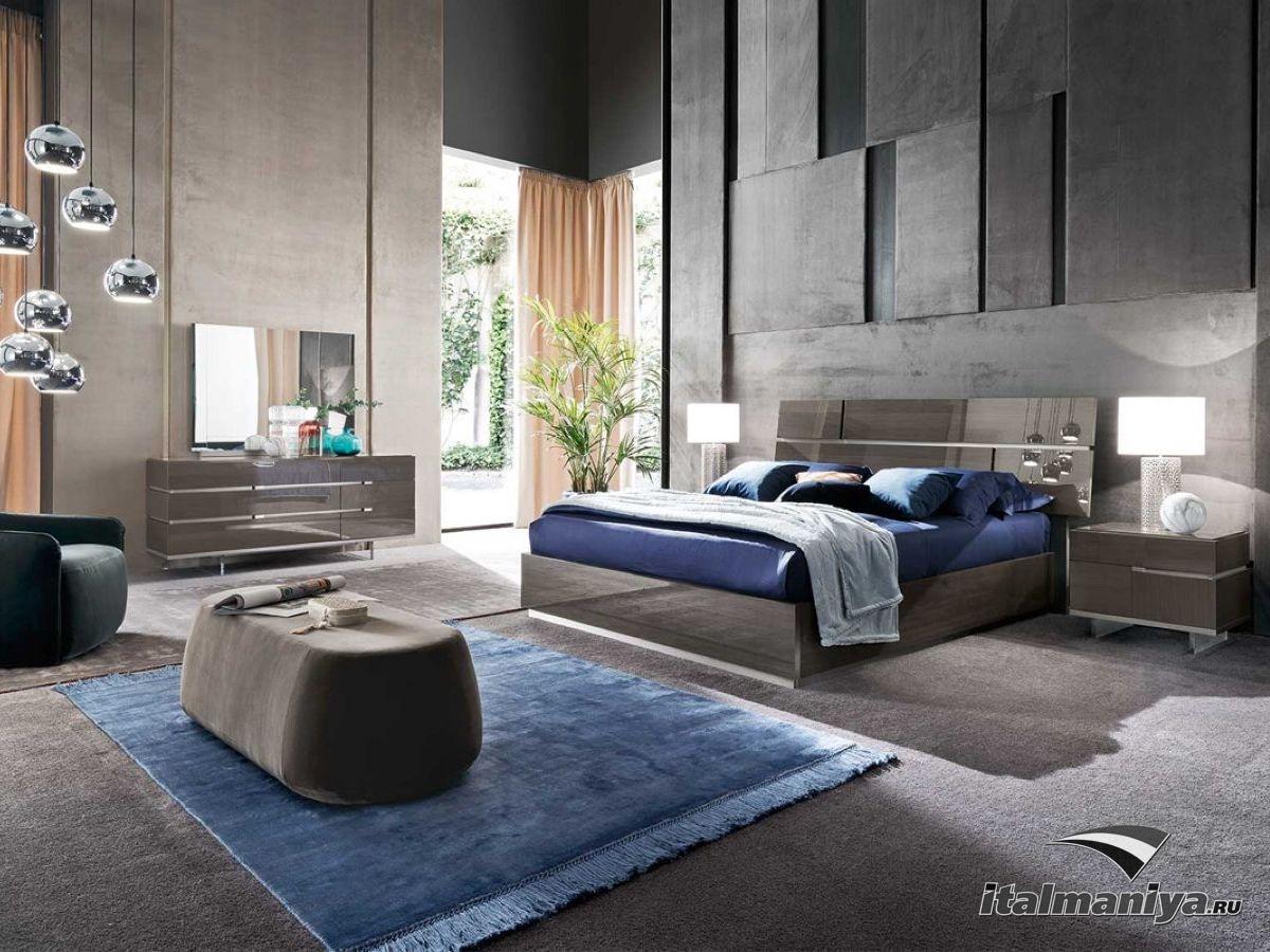 Фото 7 - Современная спальня Athena фабрики Alf с «брутальными» чертами тосканского стиля, и в то же время изящная, с тонким вкусом и безупречно продуманной отделкой каждой детали