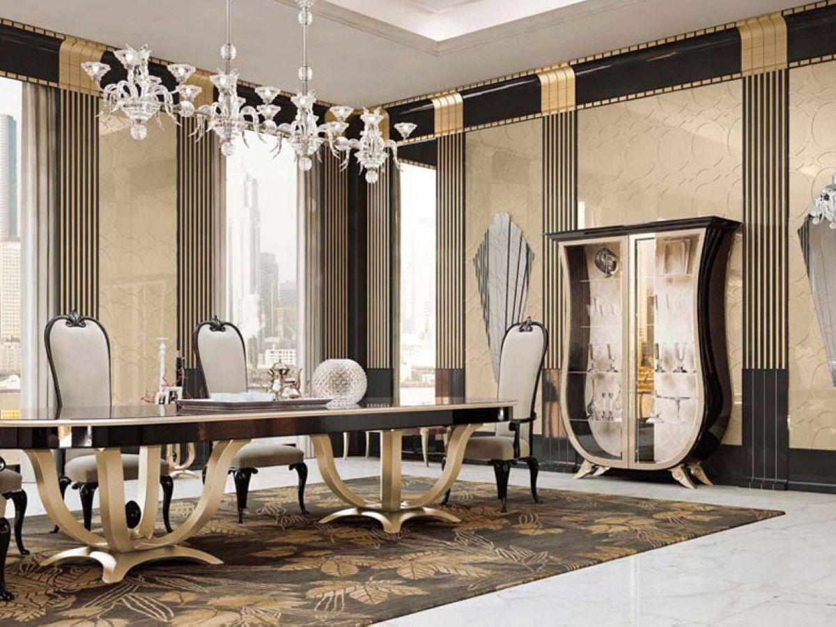 Фото 6 - Итальянская гостиная Opera фабрики Pregno в стиле современная классика