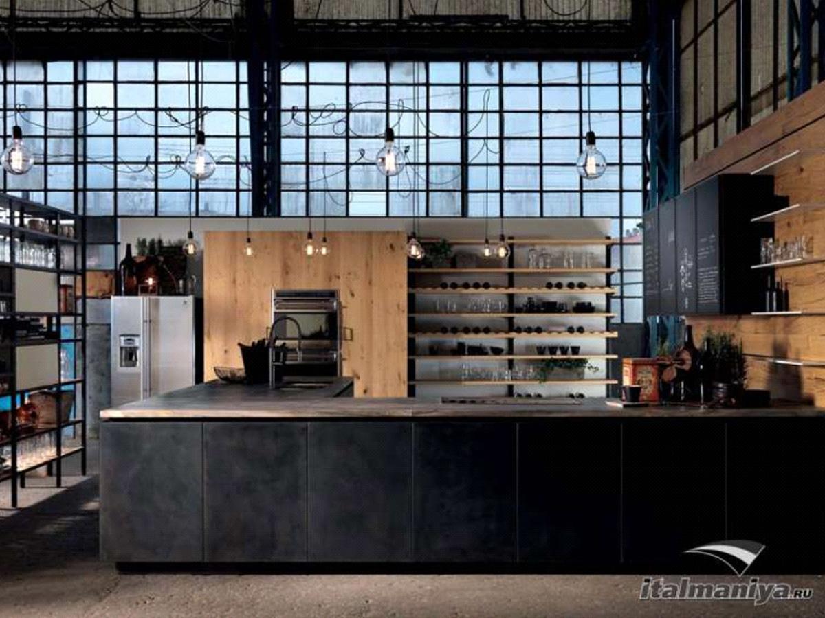 Фото 4 - Итальянская кухня Factory фабрики Aster
