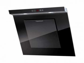 Настенная вытяжка KD 9570.2 J черное стекло Kuppersbusch