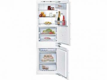 Встраиваемый холодильник с нижней морозильной камерой KI8865D20R Neff