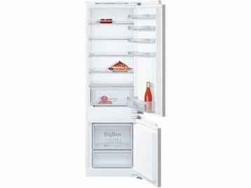 Встраиваемый холодильник с нижней морозильной камерой KI5872F20R Neff