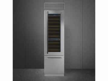 Холодильник WF366RDX Smeg
