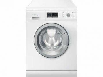 Отдельностоящая стиральная машина с сушкой LSF147E Smeg