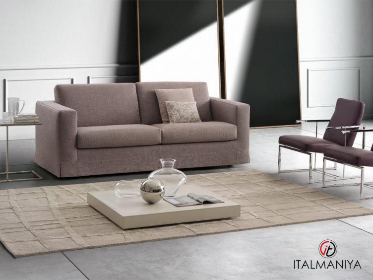 Фото 1 - Диван Memo фабрики Dema (производство Италия) в современном стиле из массива дерева