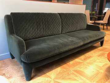 Диван с подушками Rialto Altavilla