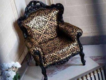 Кресло Barokko Domingo