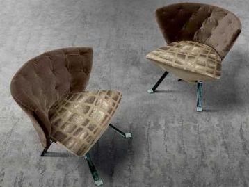 Кресло Jada Il Loft