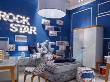 Кушетка Rock Star Ebanisteria Bacci