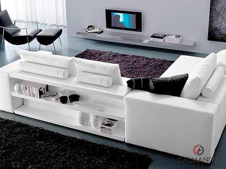 Фото 1 - Мягкая мебель Popper фабрики Bontempi Casa (производство Италия) в современном стиле из МДФ