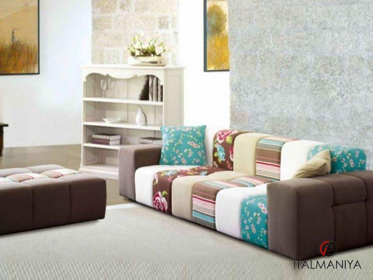 Фото 1 - Мягкая мебель Ciro фабрики Treci Salotti (производство Италия) в современном стиле из массива дерева