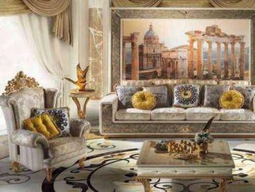Мягкая мебель Frame Caspani Tino