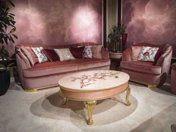Мягкая мебель Halley Caspani Tino