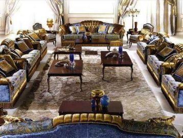 Мягкая мебель Versailles Caspani Tino