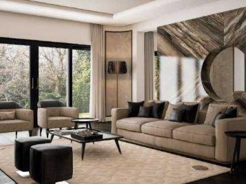 Мягкая мебель Eclipse Cipriani