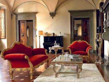 Мягкая мебель Toscano Roberto Giovannini