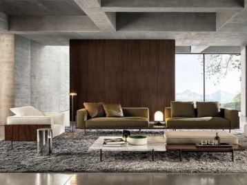Мягкая мебель Brasilia Minotti
