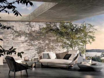 Мягкая мебель Lido Cord Outdoor Minotti