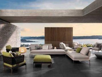 Мягкая мебель Patio Minotti