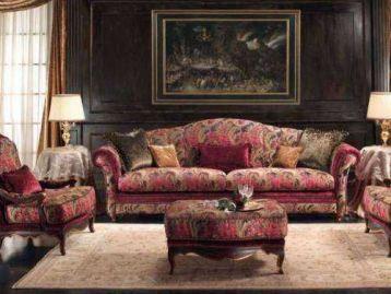 Мягкая мебель Lisbeth + Pushkar Bedding