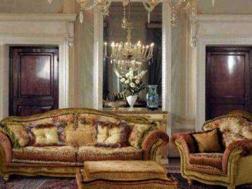 Мягкая мебель Alexander 3 Bm Style