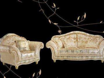 Мягкая мебель Alexander 5 Bm Style