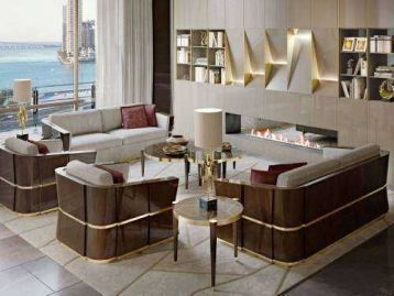 Мягкая мебель Miami Carpanese