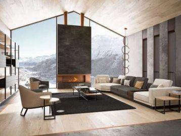 Мягкая мебель Sesto Senco Cipriani