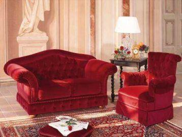 Мягкая мебель Elisabeth Epoque