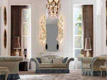 Мягкая мебель Ricercate Cromie Giorgiocasa