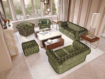 Мягкая мебель Chester Keoma