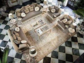 Мягкая мебель Napoleone Keoma