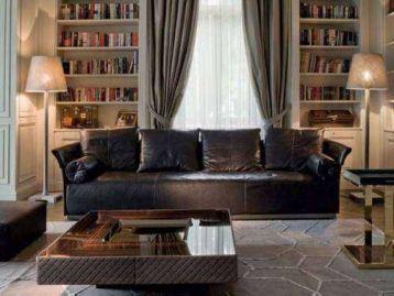 Мягкая мебель Charmesofa Longhi