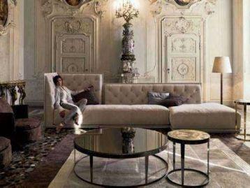 Мягкая мебель Napoleon Longhi