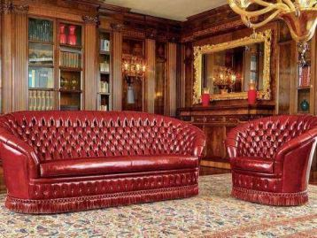Мягкая мебель Serenissima Mascheroni