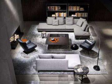 Мягкая мебель Allen Minotti
