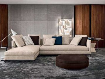 Мягкая мебель Andersen Slim 103 Minotti