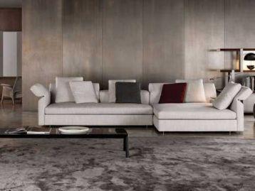 Мягкая мебель Collar Minotti