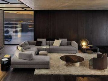 Мягкая мебель Granville Minotti
