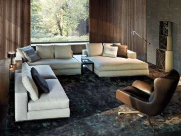 Мягкая мебель Hamilton Minotti