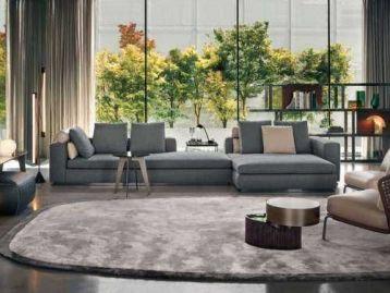 Мягкая мебель Leonard Minotti