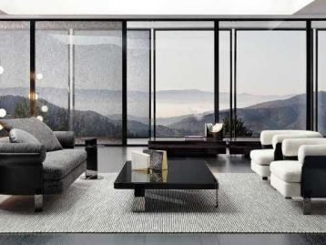 Мягкая мебель Mattia Minotti