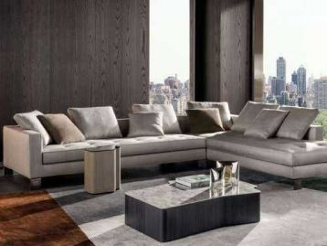 Мягкая мебель Pollock Minotti