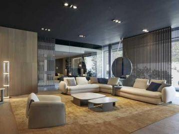 Мягкая мебель Saint-Germain Poliform