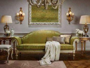 Мягкая мебель Heritage Savoy Carved Roberto Giovannini
