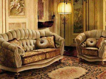 Мягкая мебель Lucilla Sat
