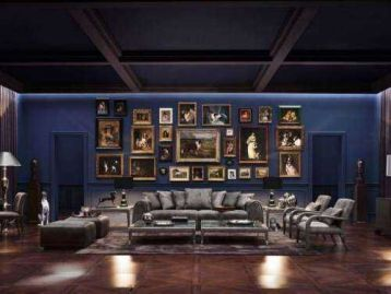 Мягкая мебель Master Collection Smania